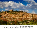outskirts of kampala | Shutterstock . vector #718982920