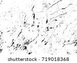 grunge wall white template.... | Shutterstock . vector #719018368