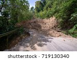 Rock Slide Collapse After A...