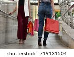 shopaholic women with them