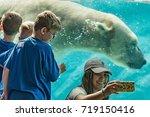 asheboro  north carolina  usa   ... | Shutterstock . vector #719150416