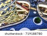 frankfurt germany may 08 ... | Shutterstock . vector #719188780