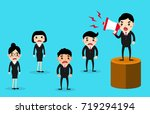 communications. business... | Shutterstock .eps vector #719294194