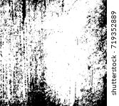 grunge background vector black...   Shutterstock .eps vector #719352889