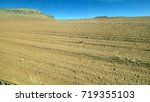 siloli desert in altiplano.... | Shutterstock . vector #719355103