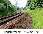 Small photo of Rail journey squirm like a snake in the woods
