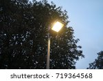 street light in the night  | Shutterstock . vector #719364568