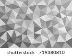 grey original abstract... | Shutterstock .eps vector #719380810
