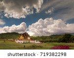 royal park rajapruek is major... | Shutterstock . vector #719382298