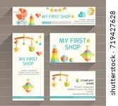 vector ready design template... | Shutterstock .eps vector #719427628