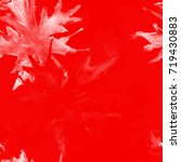 seamless tie dye pattern with... | Shutterstock . vector #719430883