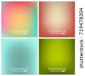 abstract creative concept... | Shutterstock .eps vector #719478304