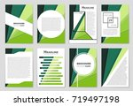 abstract vector layout... | Shutterstock .eps vector #719497198