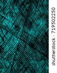 color grunge turquoise... | Shutterstock . vector #719502250