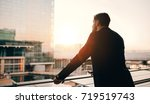 rear view shot of young...   Shutterstock . vector #719519743