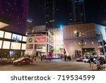 kuala lumpur   june 15  2017 ... | Shutterstock . vector #719534599