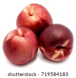 group of three whole white... | Shutterstock . vector #719584183