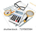 bussines and finance | Shutterstock . vector #719585584
