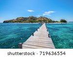 Kanawa Island Flores Sea  Nusa...