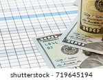 business and finance. american... | Shutterstock . vector #719645194