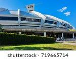 montreal  canada   august 13 ... | Shutterstock . vector #719665714