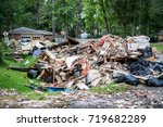 Debris From Inside Homes Hit B...