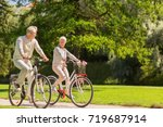 active old age  people and... | Shutterstock . vector #719687914