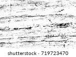 black and white grunge urban... | Shutterstock . vector #719723470
