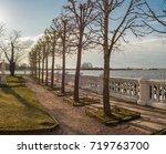 Petergof The Gulf Of Finland