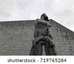 The Iconic Solemn Statue Of A...