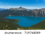 garibaldi lake | Shutterstock . vector #719768089