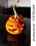 halloween pumpkin | Shutterstock . vector #719781469