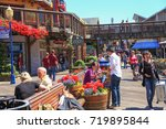 san francisco  california usa   ... | Shutterstock . vector #719895844