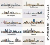 vector collection of united... | Shutterstock .eps vector #719921116