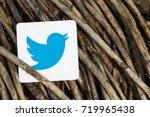 minsk  belarus   september ...   Shutterstock . vector #719965438