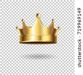 crown  | Shutterstock . vector #719969149
