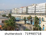 Small photo of Algiers, capital city of Algeria