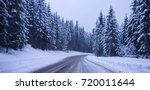 Christmas Winter Landscape ...