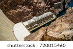 hoover dam in united states of... | Shutterstock . vector #720015460