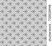 repeated rhombuses  kites ...   Shutterstock .eps vector #720028948