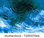 a beautiful abstract close up... | Shutterstock . vector #720037066