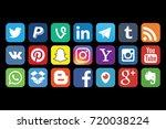 kazan  russia   july 7  2017 ... | Shutterstock . vector #720038224