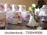 pavia  italy   june 30  2017 ... | Shutterstock . vector #720044008