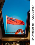 the uk red ensign the british... | Shutterstock . vector #720065464