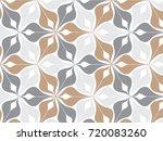 black line graphic pattern... | Shutterstock .eps vector #720083260