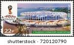 st. petersburg  russia   august ... | Shutterstock . vector #720120790