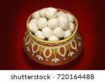bijoyar misti mukh with... | Shutterstock . vector #720164488