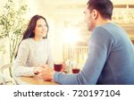 people  love  romance and...   Shutterstock . vector #720197104