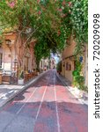 in the roads of athens   Shutterstock . vector #720209098