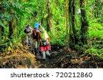 cerro chato volcano costa rica | Shutterstock . vector #720212860